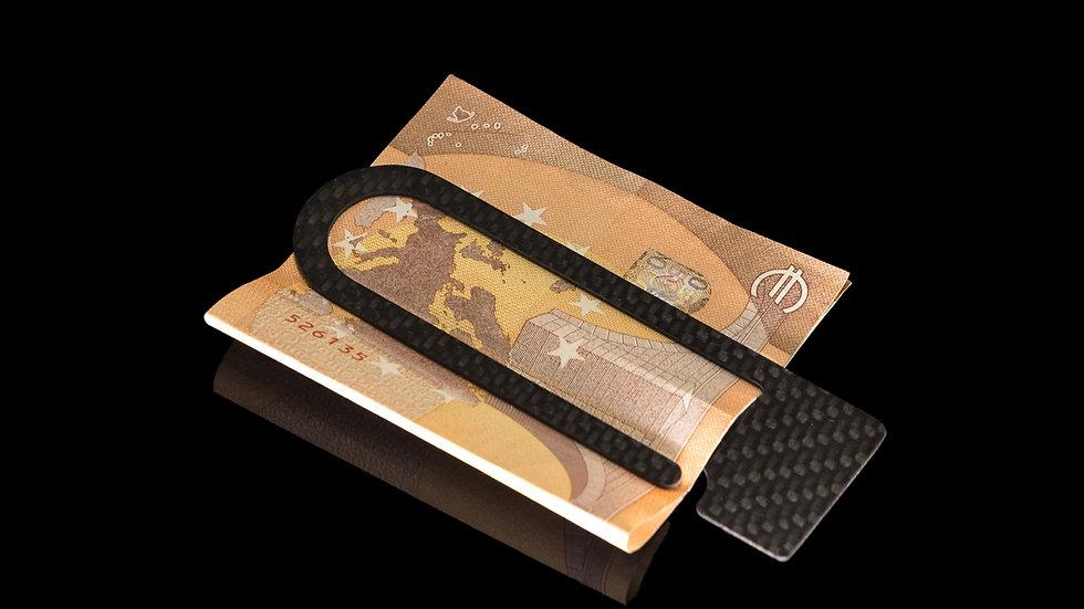 Geldklammer aus Carbon