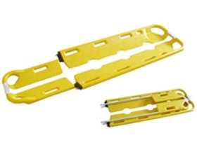 Plastic Spinal Immobilisation Scoop Stretcher