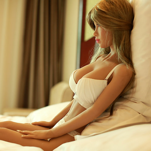 Jessie 4ft 1in TPE Silicone Adult Real Sex Doll from UK trusted seller- www.mylovedoll.co.uk