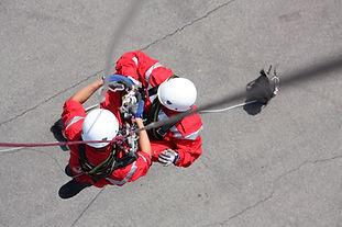 IRATA rope access services
