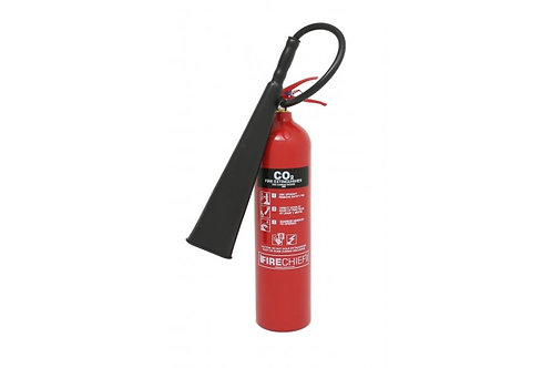 5kg CO2 (Aluminium Alloy) Fire Extinguisher