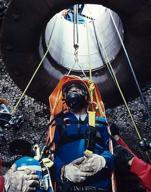 Confined Space Rescue Cover