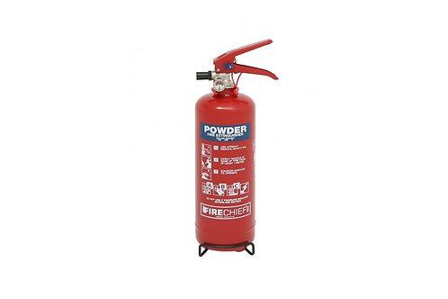 2kg ABC Powder Fire Extinguisher