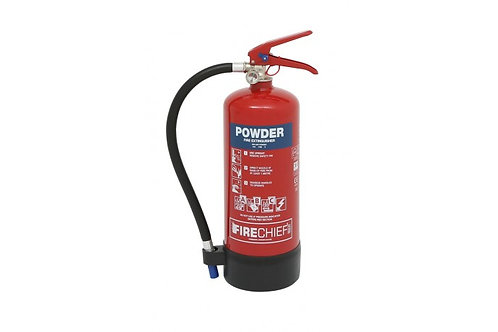 3kg ABC Powder Fire Extinguisher