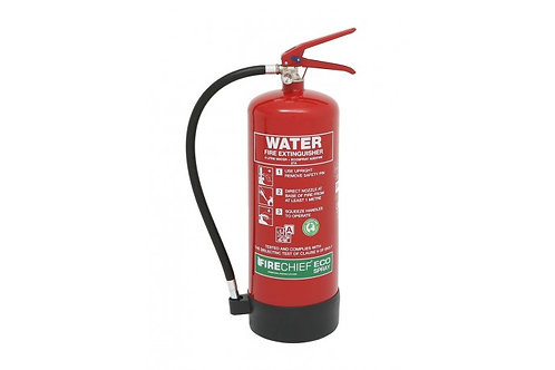 6 Litre EcoSpray Water Additive Extinguisher