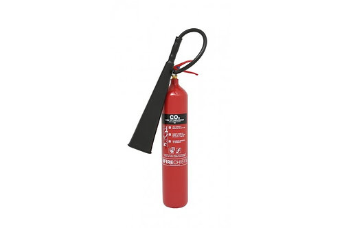5kg CO2 (Steel Alloy) Fire Extinguisher
