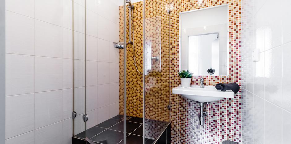 En-suite koupelna