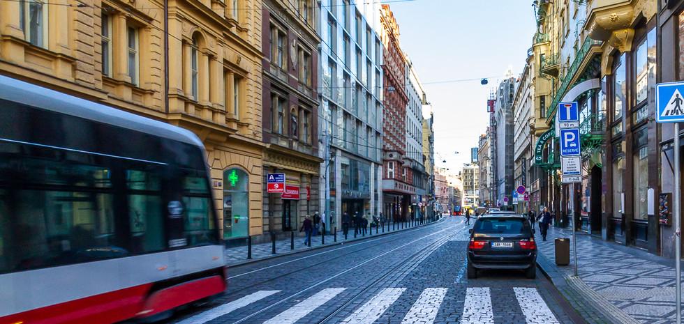 Vodičkova ulice
