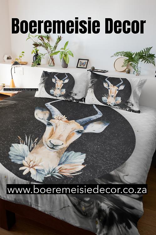 Flower Antelope Duvet set