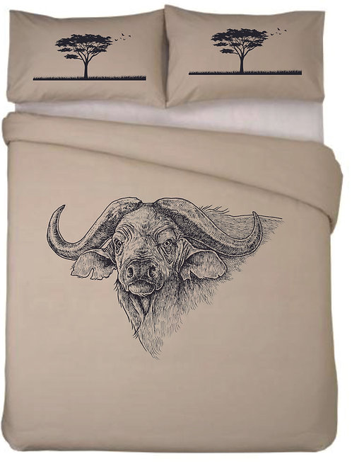 Buffalo (Polycotton)