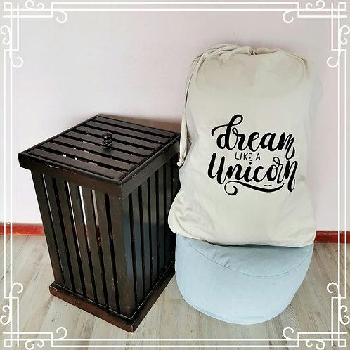 Unicorn Laundry Bag