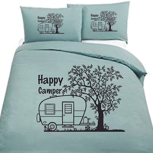 Happy Camper (Polycotton)