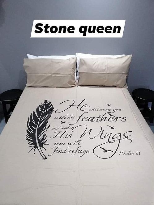 Comforter Queen Stone Ps91