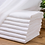 Thumbnail: White Percale Cotton 200TC Duvet cover set
