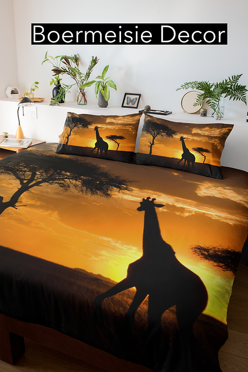 WILD SUNSET  - Comforter