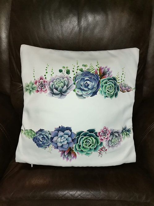 Succulent Scattered cushion