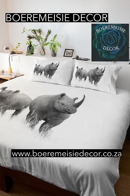 Rhino grey scale