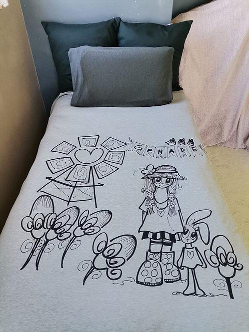Anthea dogter T shirt Duvet