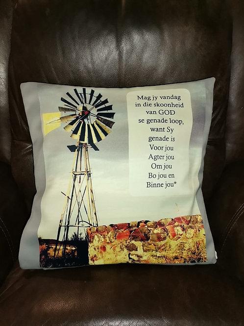 Windpomp Scattered Cushion