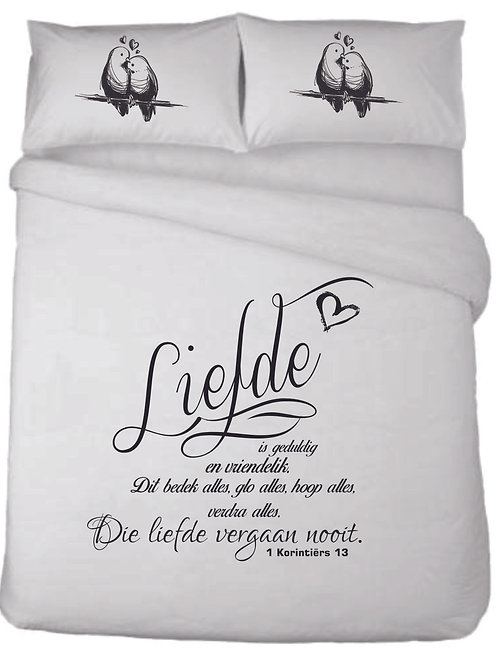 Liefde ( Percale Hotel Quality)