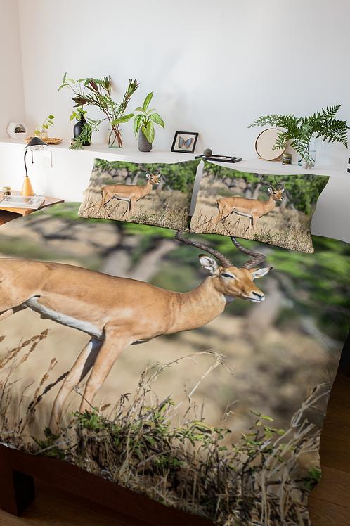 Impala Field - Duvet Cover