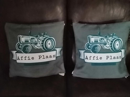 Affie plaas scattered cushions