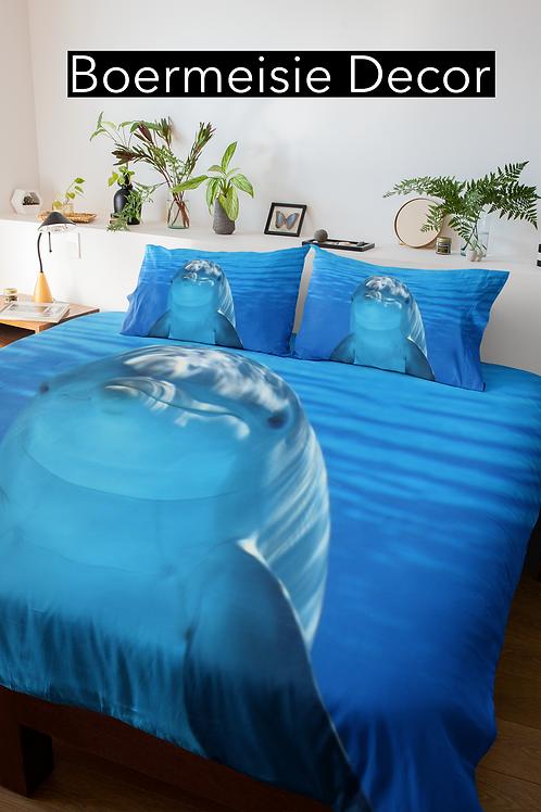 Blue Ocean - Duvet Cover