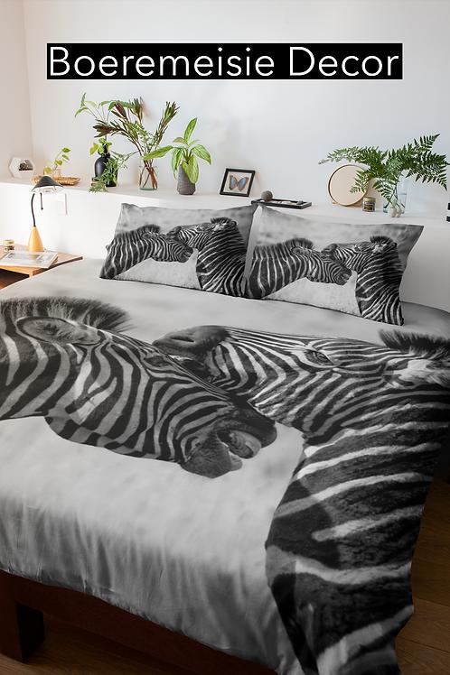 Zebra Duvet set