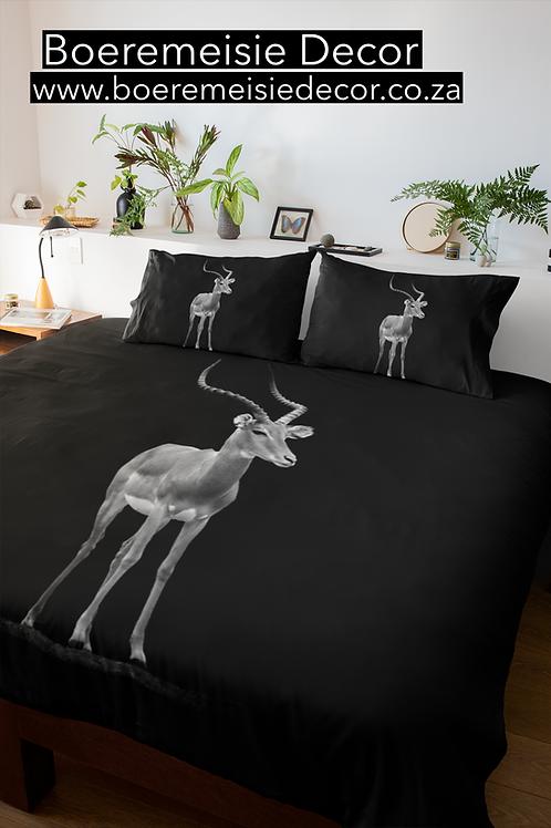 Impala Black Comforter
