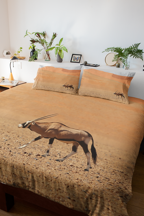 Gemsbok Desert - Duvet Cover