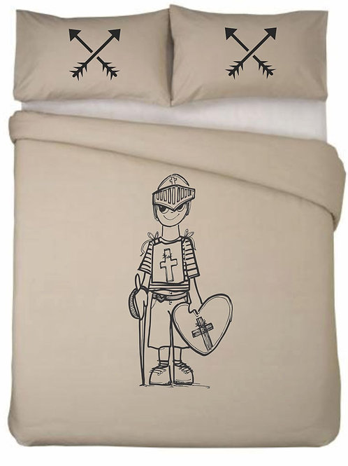 Anthea Warrior( Percale Hotel Quality)