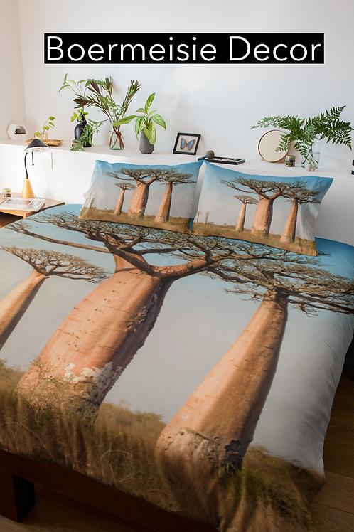 Boho Tree - Duvet Cover