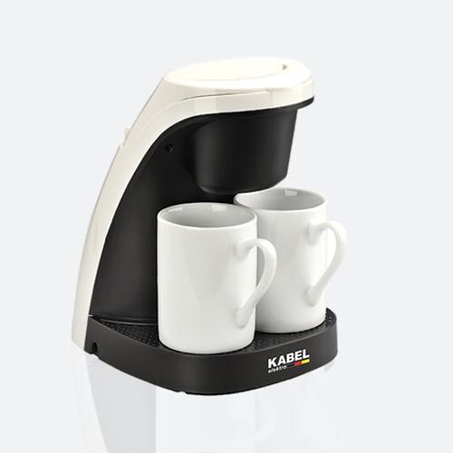 Cafetera Personal 2 tazas KABEL