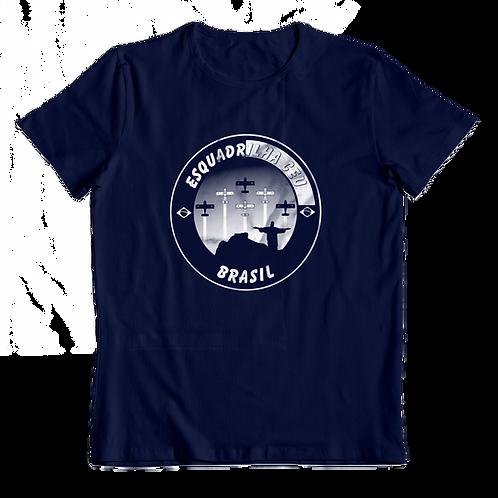 Blusa Feminina - Azul Marinho | Esquadrilha Ceu - Bolacha