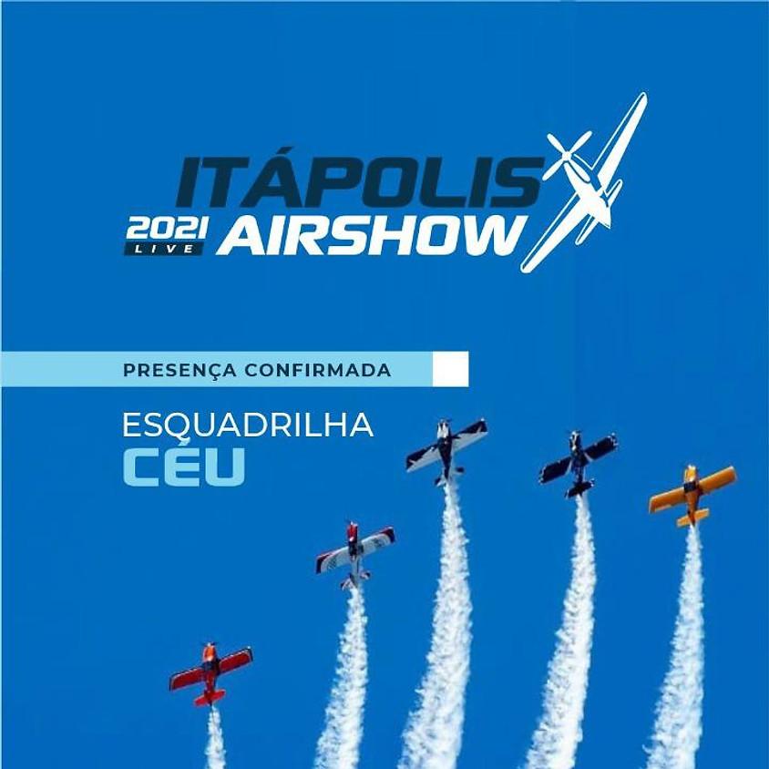 Itápolis Air Show - Transmisão pelo Youtube (Ao vivo)
