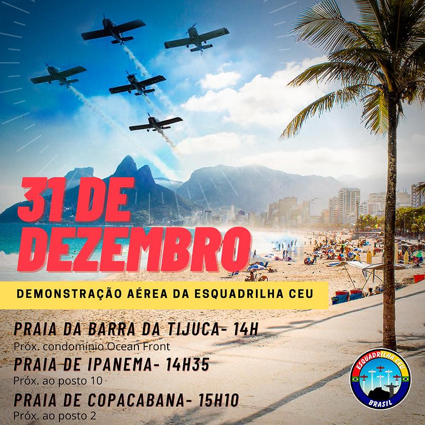 Reveillon 2020 - Homenagem ao Rio de Janeiro