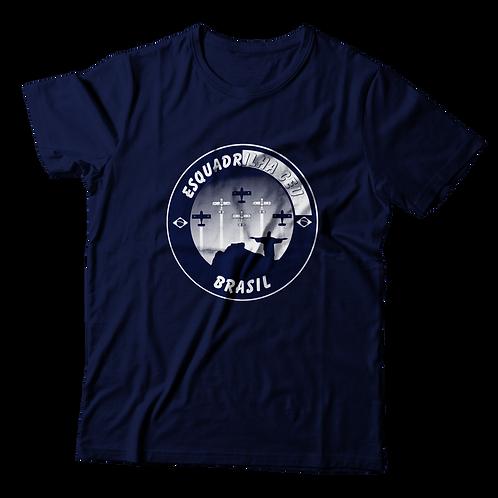 Blusa Masculina - Azul Marinho | Esquadrilha Ceu - Bolacha