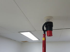 smoke detector test solo
