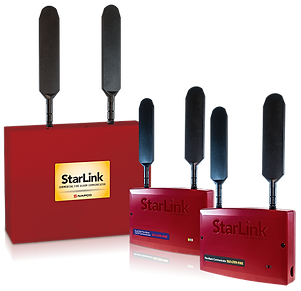 Cellular Fire Alarm Monitoring Communicator