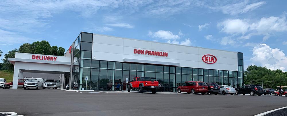 Don Franklin Kia Somerset