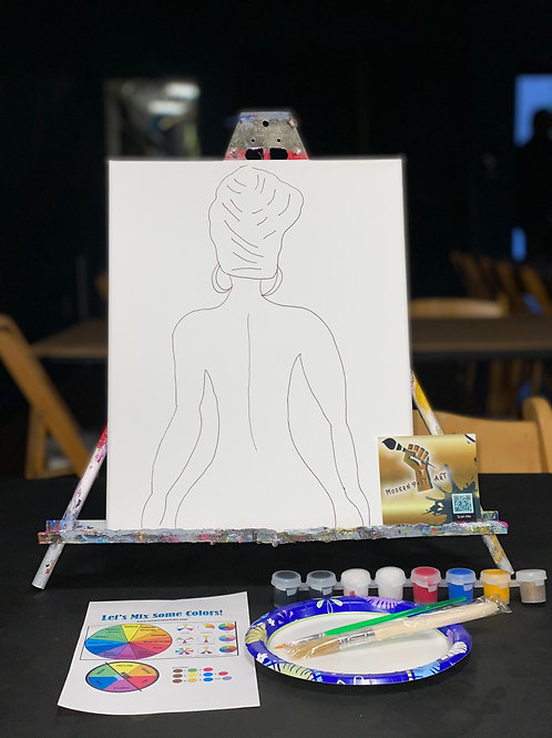 Paint Kit (8x10)