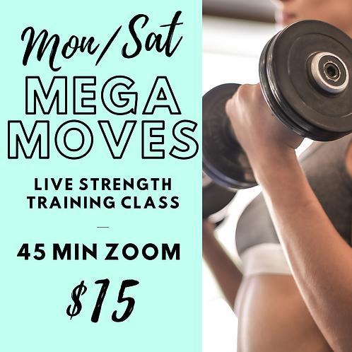 8AM Strength Training with Tara