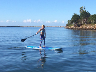 Standup Paddle Boarding: Why My Legs Don't Matter