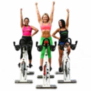 Tara Lyn Emerson Spinning Instructor Revolution Fitness