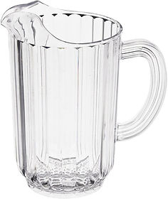 72 oz Plastic Pitcher