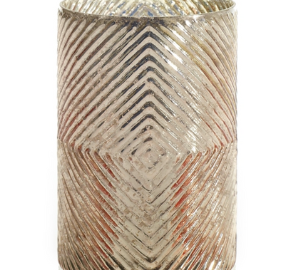 """Rose Gold Vase - 5""""x7.5"""""""