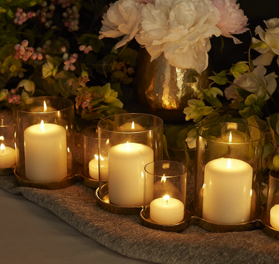 Enlighten Candle Holder