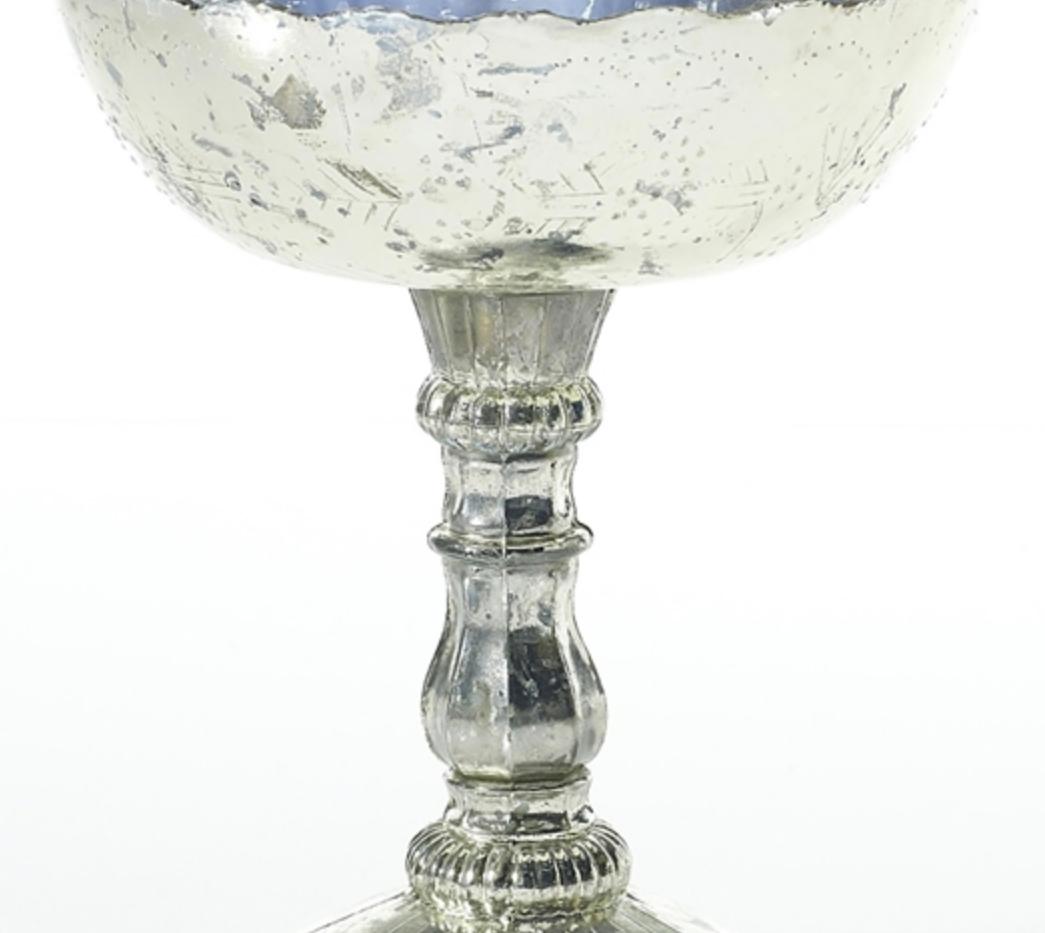 """Desiray Compote Vase - 8""""x9.5"""""""