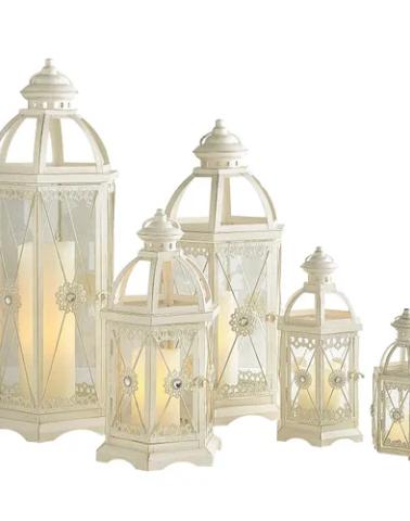 Jeweled Lanterns