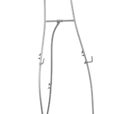 Silver Easel